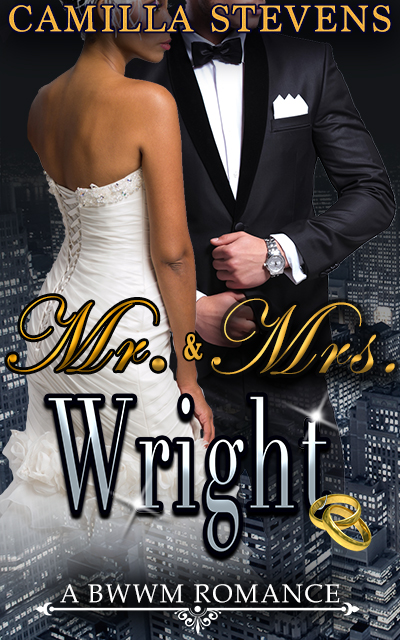 Mr and Mrs WrightSMALL