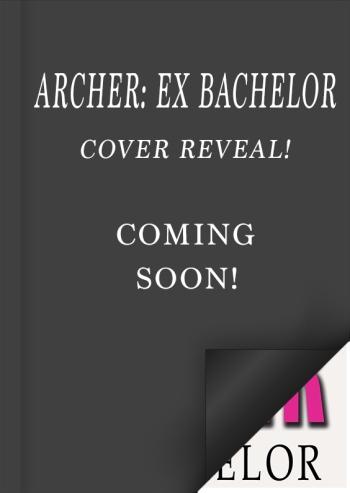 Cover Reveal ARCHER